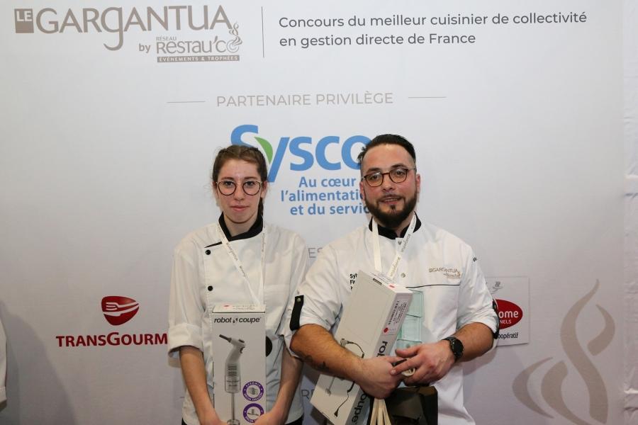 Sylvain Gohier, devient le nouveau Lauréat Bretagne / Normandie / Pays-de-la-Loire