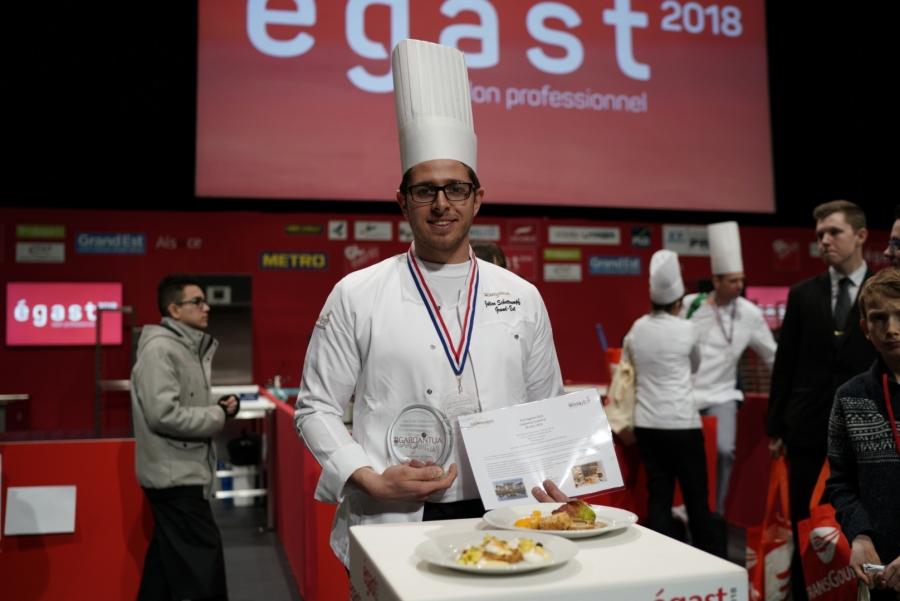 Gagnant Finale Régionale Grand Est