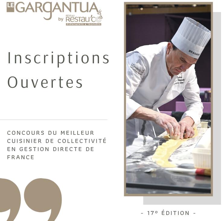 La 17° édition du Gargantua est lancée !