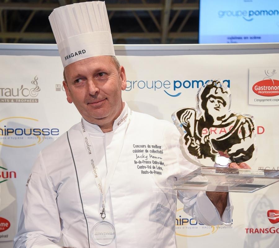 Jacky Hemon remporte la 16ème édition du Gargantua